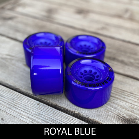 One Solid Color - HyperDyed Wheels