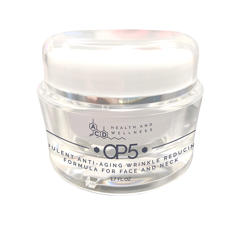 Op5 Anti-Wrinkle | Anti-Aging Face and Neck Cream