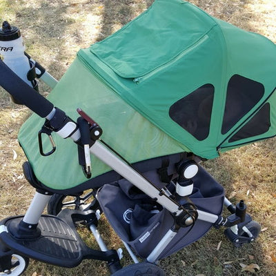 How to Dye a Bugaboo Breezy Sun Canopy