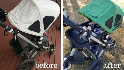bugaboo before and after
