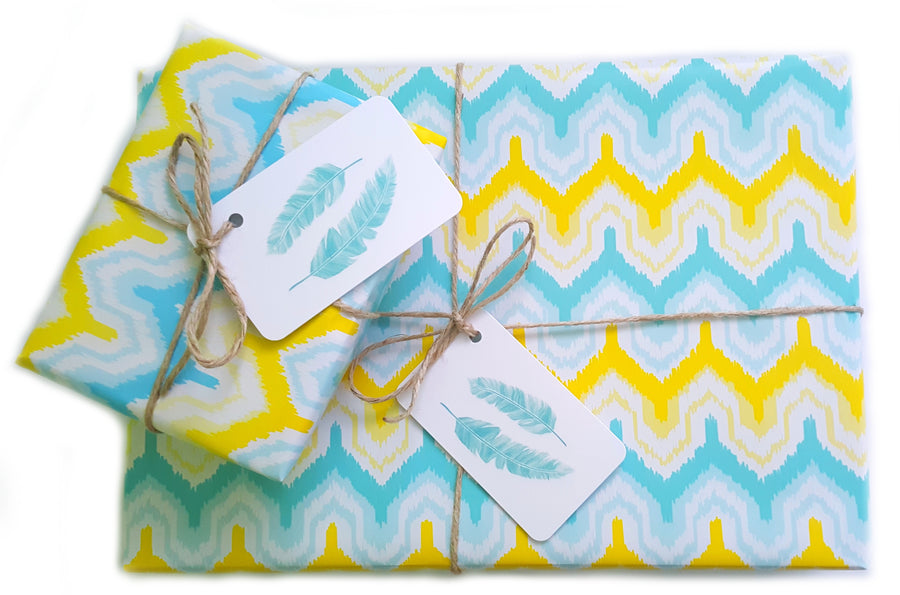 gift wrapping at mummy couture