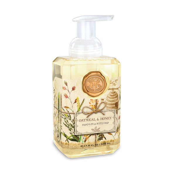 Foaming Soap - Oatmeal & Honey