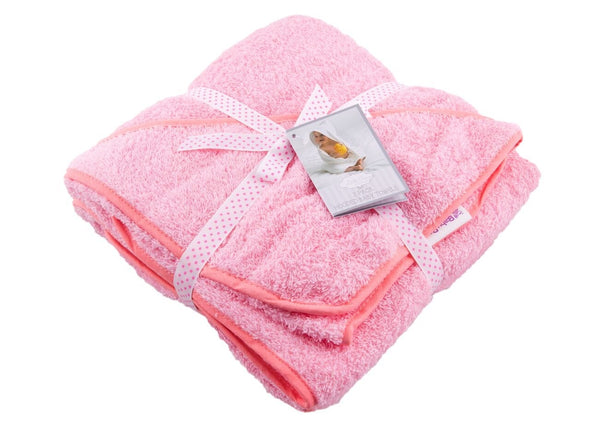 Baby towel hooded - set/2