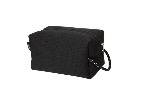 Punch Wash Bag - Black