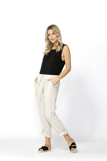Betty Basics - Watson Pant Natural