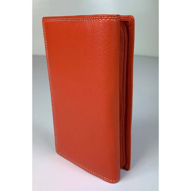 Baron - Leather Wallet - Womens Large