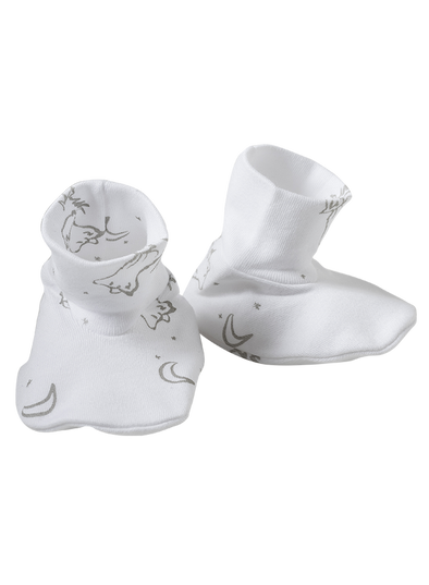 Babu - Organic Cotton Booties