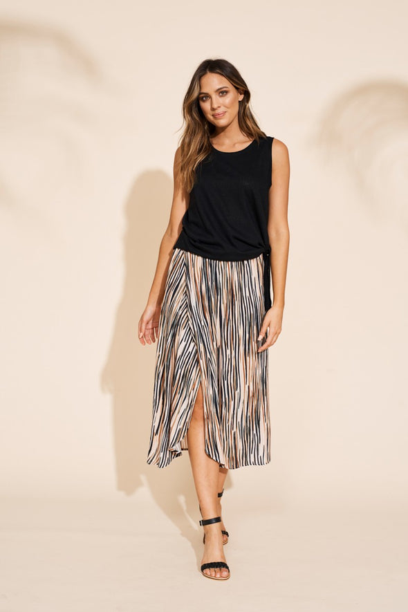 Savannah Skirt - Zebra