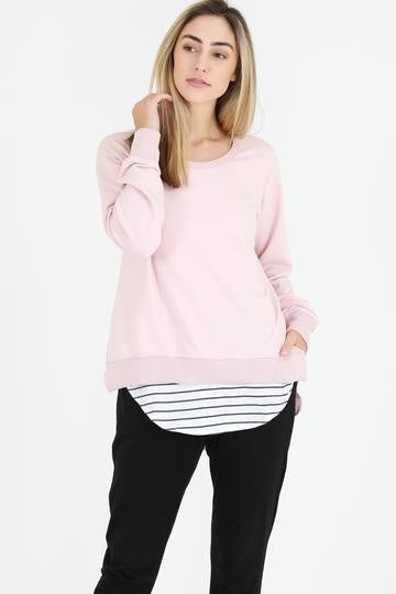 3rd Story - Ulverstone Sweater - Marshmallow