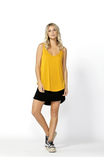 Betty Basics - San Diego two Way Cami - Mango SALE