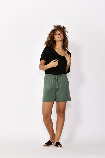 Betty Basics - Ziggy Shorts - Forest