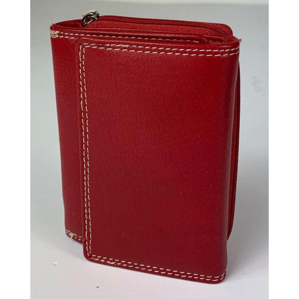 Baron - Leather Wallet - Womens Small