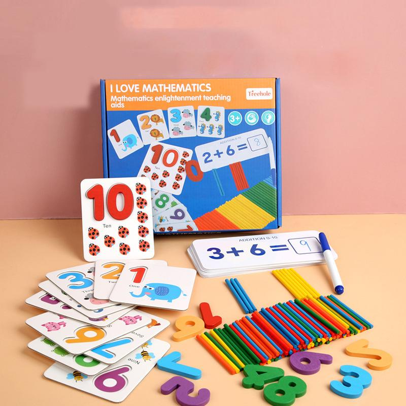 Cognitive Home Early Educational Games | Montessori Education