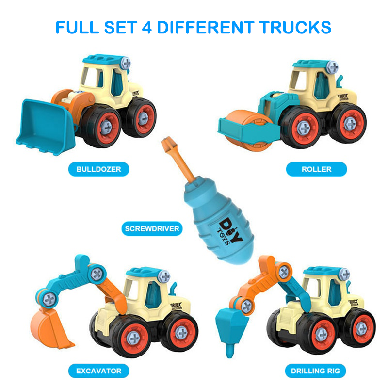Superitive DIY Truck Engineering Set
