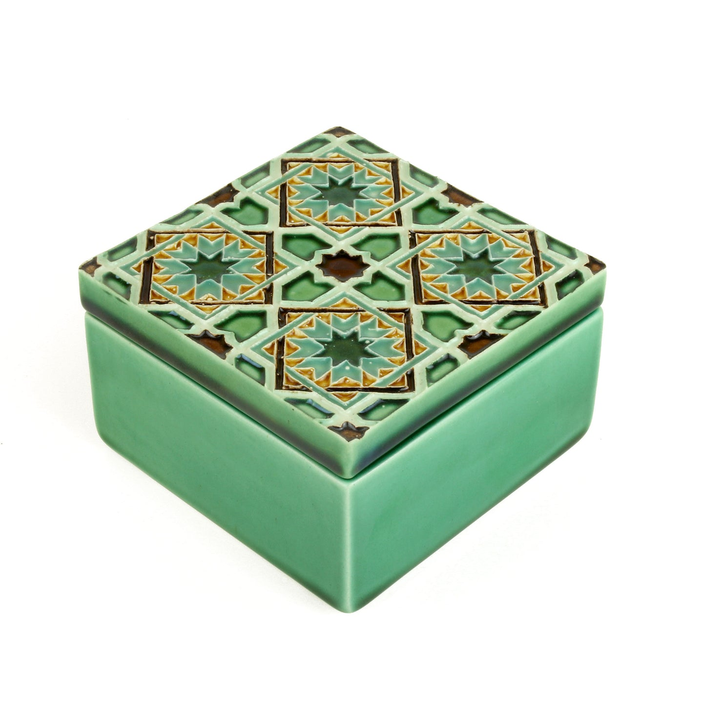Medium Box Emerald