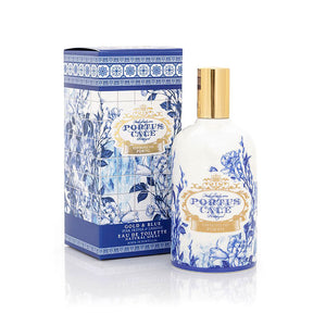 Eau de Toilette Gold & Blue 100ml