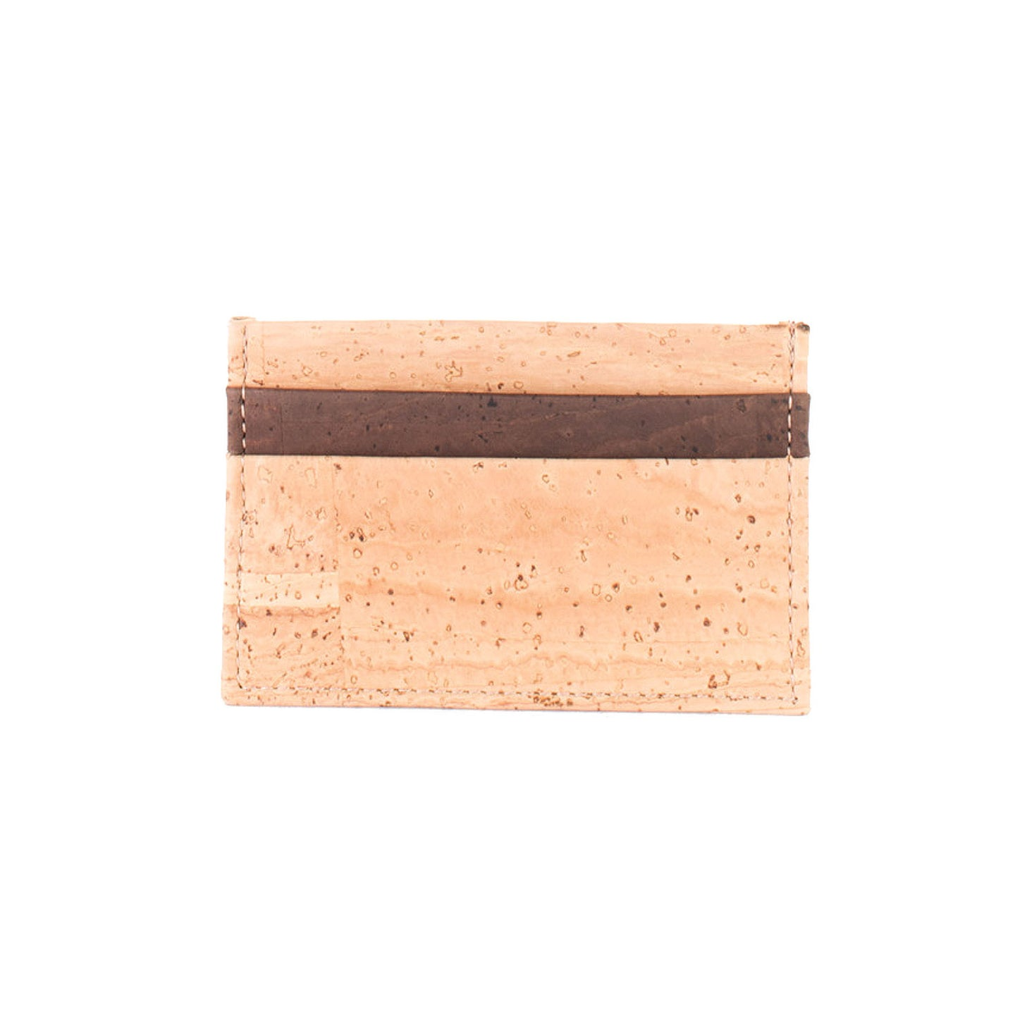 Natural Cork Card Holder