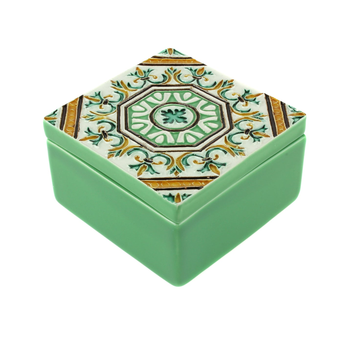 Medium Box Classic Green