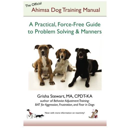 Ahimsa Dog Training Manual: Wholesale Orders (English, Sets of 20)