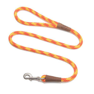 Mendota Snap Leash 4 Feet: 1/2 inch (016)