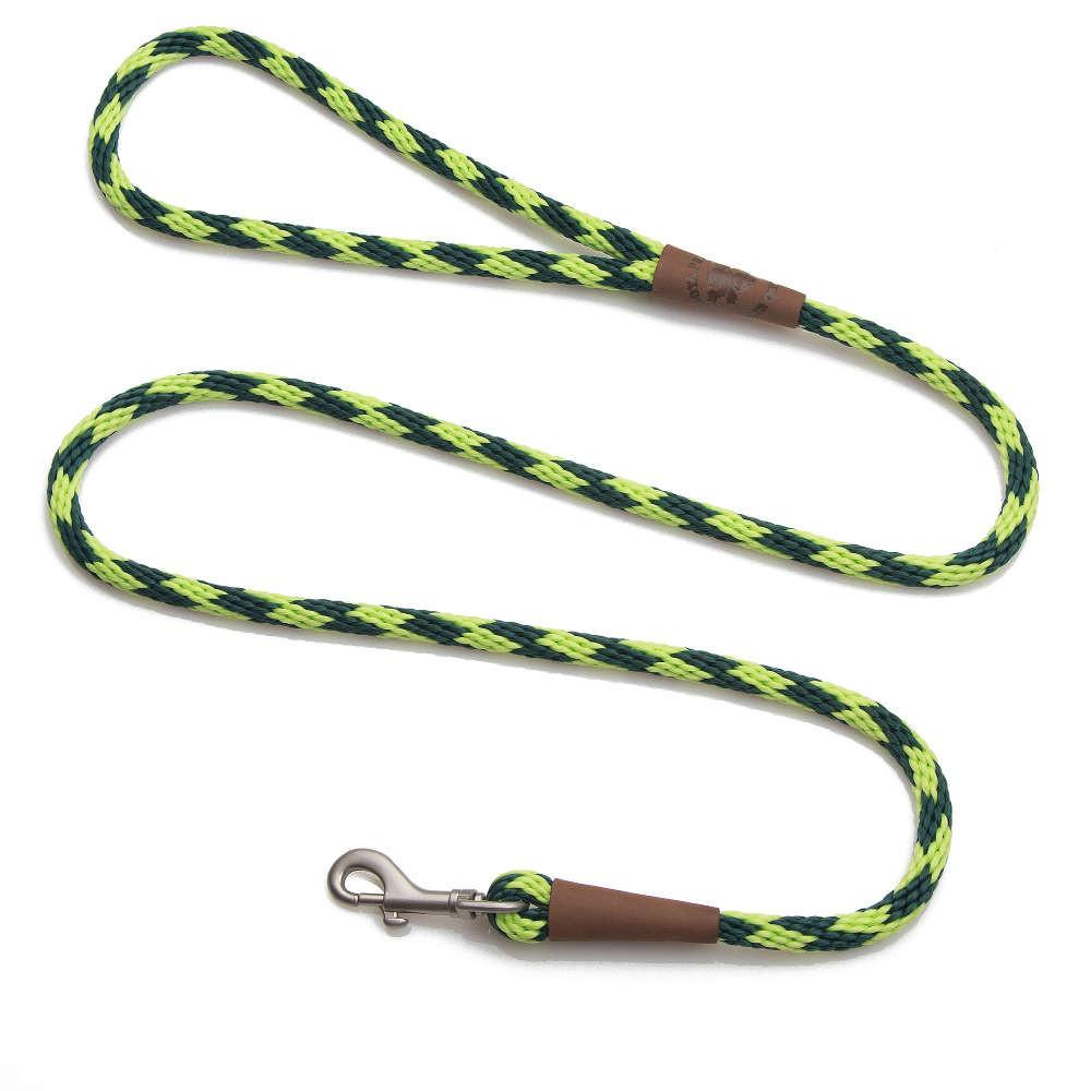 Mendota Snap Leash 6 Feet: 3/8 inch (015)