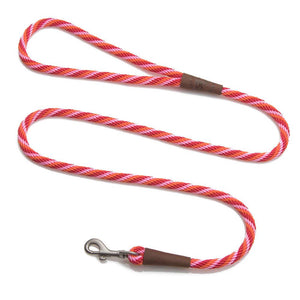 Mendota Snap Leash 4 Feet: 3/8 inch (014)