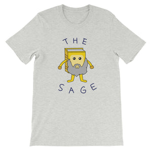 The Book Sage - Unisex T-Shirt