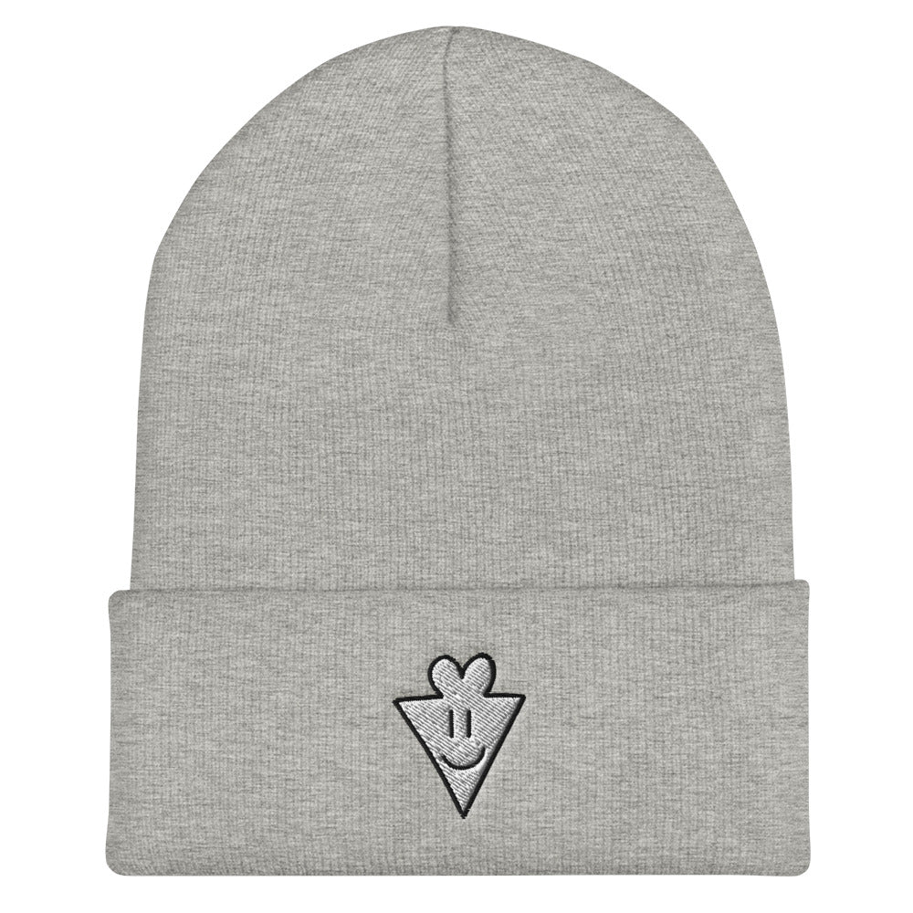 A Familiar Face - Cuffed Beanie