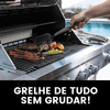 ZipGrill® Trama de Churrasco