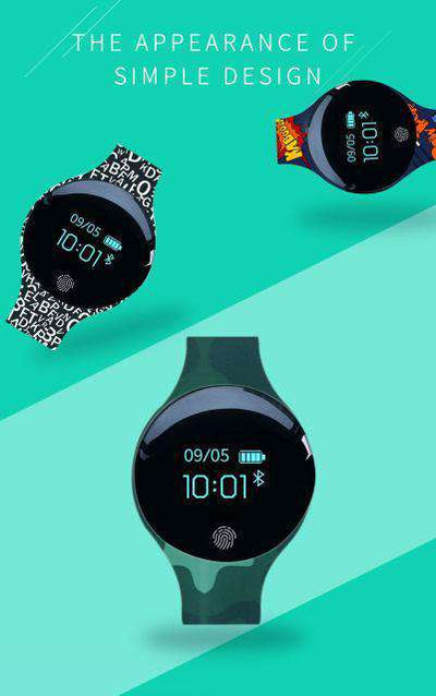 Relógio Inteligente Smartwatch Fashion