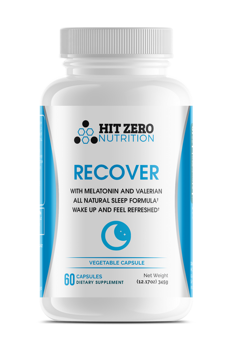 RECOVER Advanced Sleep Support