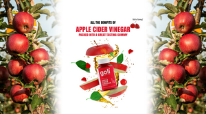 Top 5 Reasons to take goli apple cider vinegar gummies