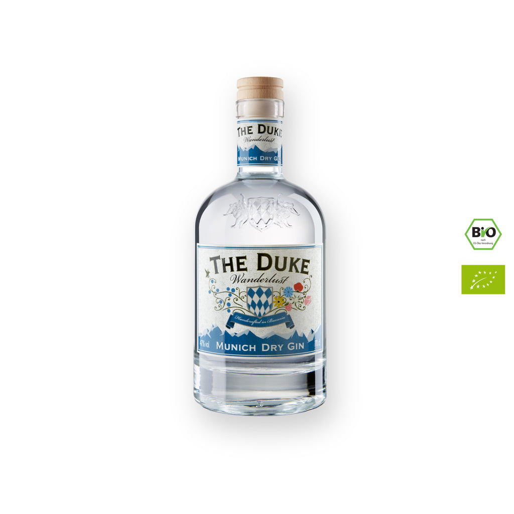 The Duke Wanderlust Gin 0.7