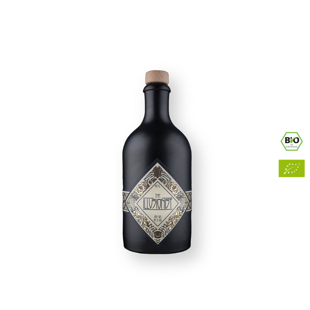 The Illusionist Bio Dry Gin 0.5