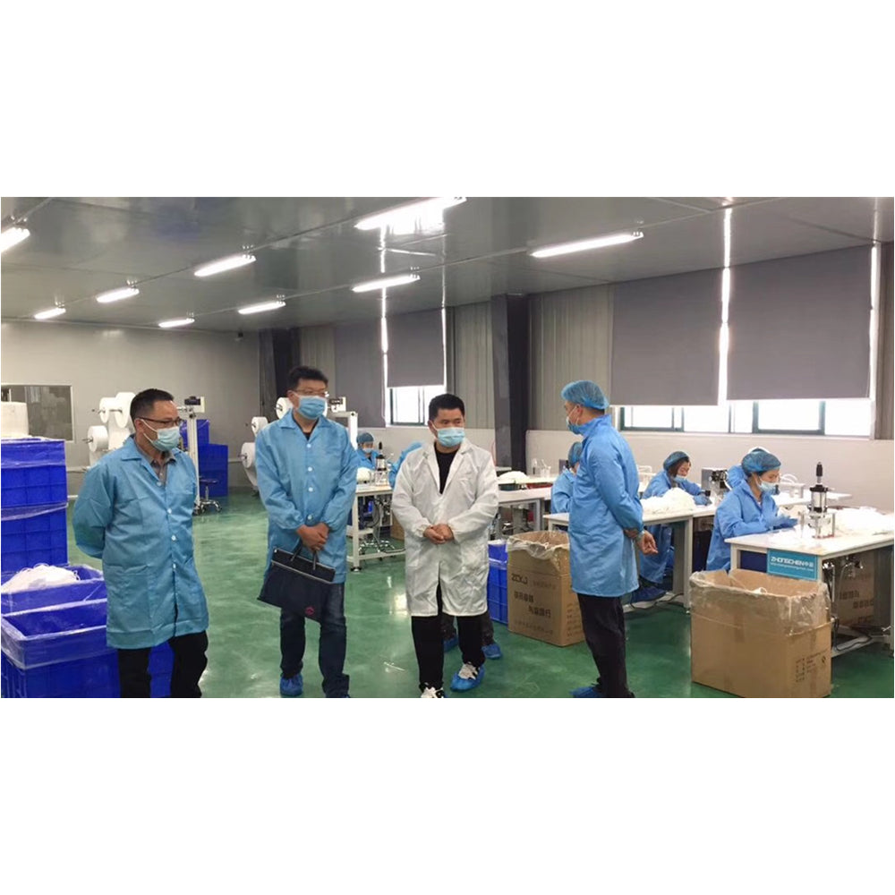 Officers of Jiangxi Province came to ZHONGCHEN for visit and observe