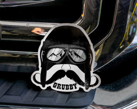 Grubby Offroad Gus Sticker