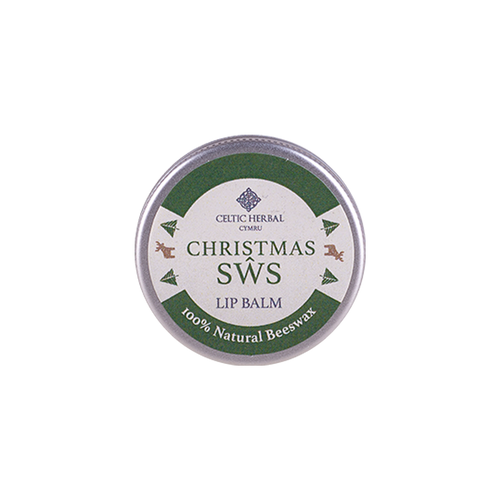 Celtic Herbal - Christmas Sws Peppermint Lip Balm 15g
