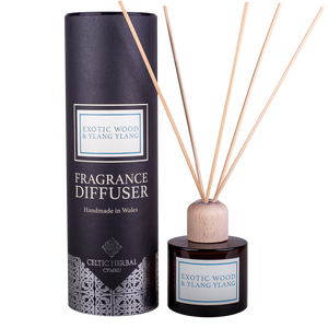 Celtic Herbal - Exotic Wood & Ylang Reed Diffuser 100ml