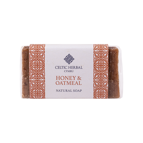 Celtic Herbal - Honey & Oatmeal Soap 100g
