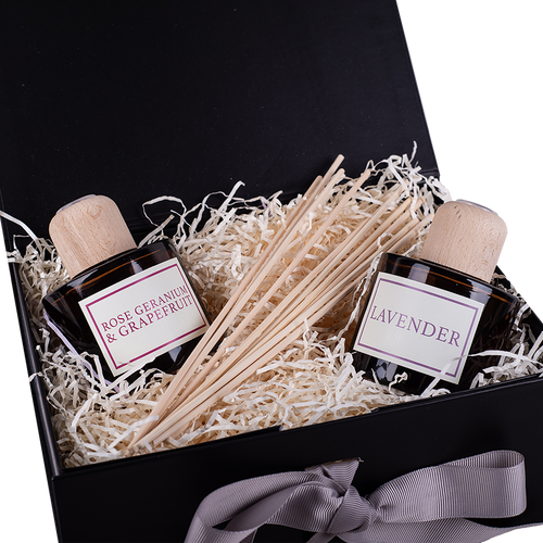 Celtic Herbal - Luxury Floral & Fruity Reed Diffuser Gift Box