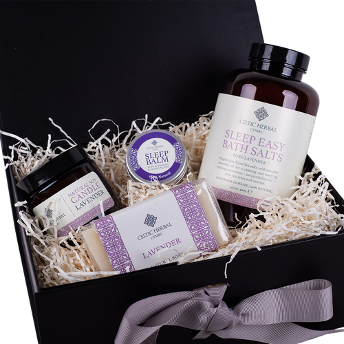 Celtic Herbal - Sleep Easy Gift Box (Lavender)