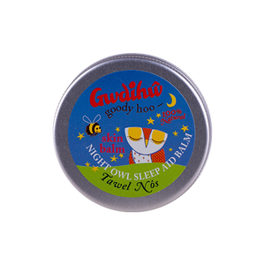 Gwdihw - goody hoo - Night Owl Sleep Aid Balm