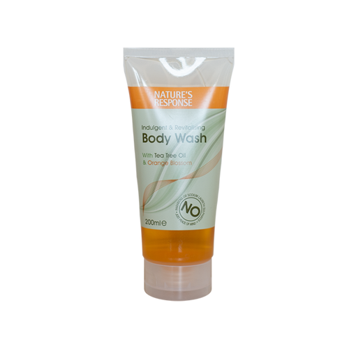 Nature's Response Body Wash with Orange Blossom 200ml