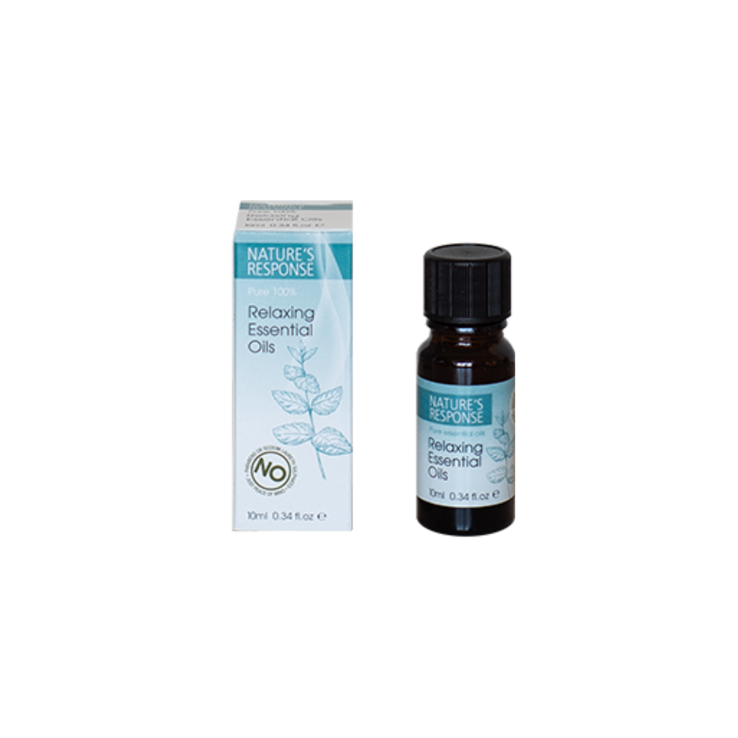 Nature's Response Relaxing Essential Oils 10ml