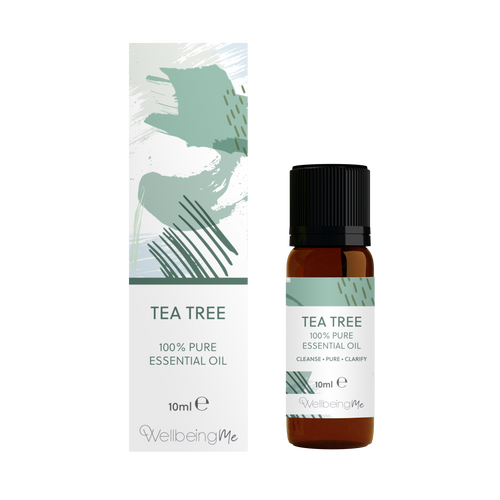 WellbeingMe - Tea Tree - Pure Essential Oil 10ml