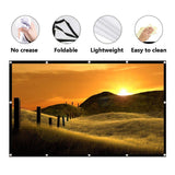 Flex Projector Screen (120 Inch)
