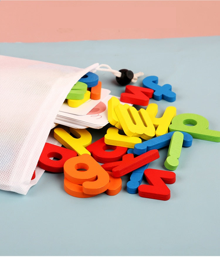 Lettylem- Letter Recognition Word Spelling Toy