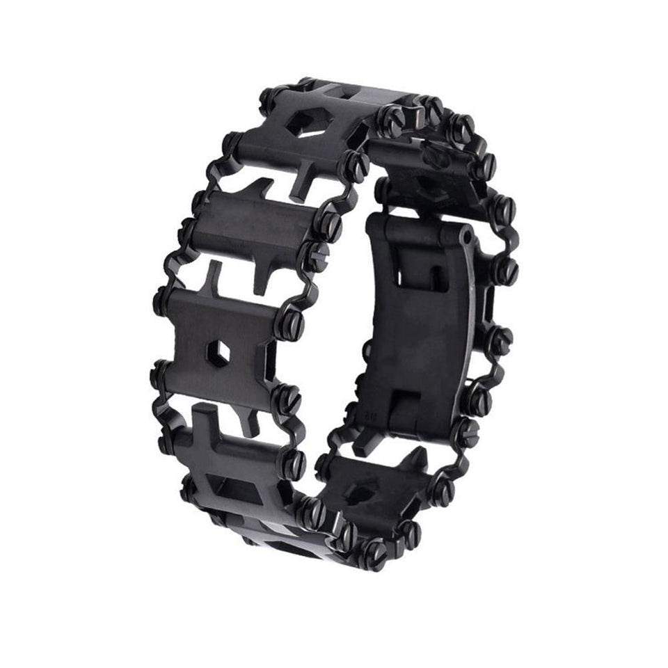 Safety First - 29 in 1 Survival Bracelet