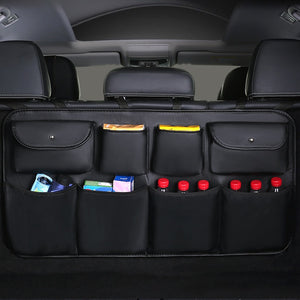 Elhum-Car Trunk Organizer