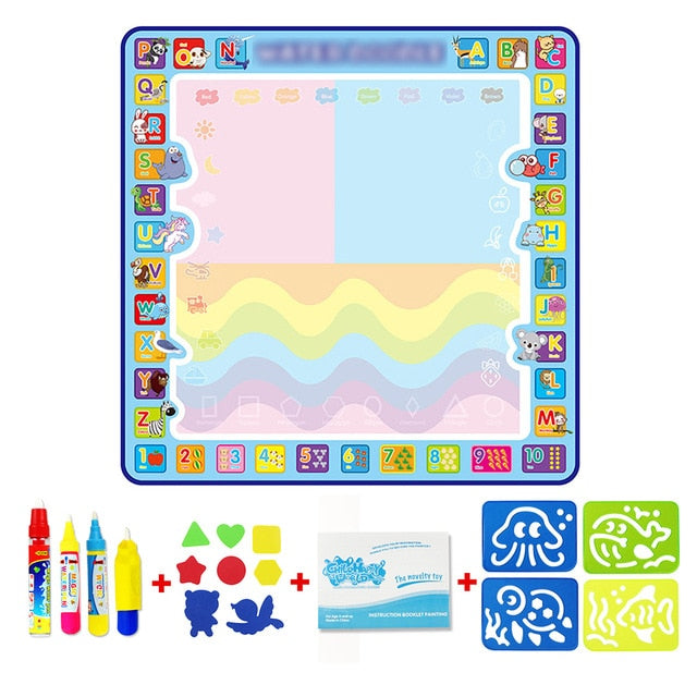 Aquazone- Aqua Magic Doodle Mat